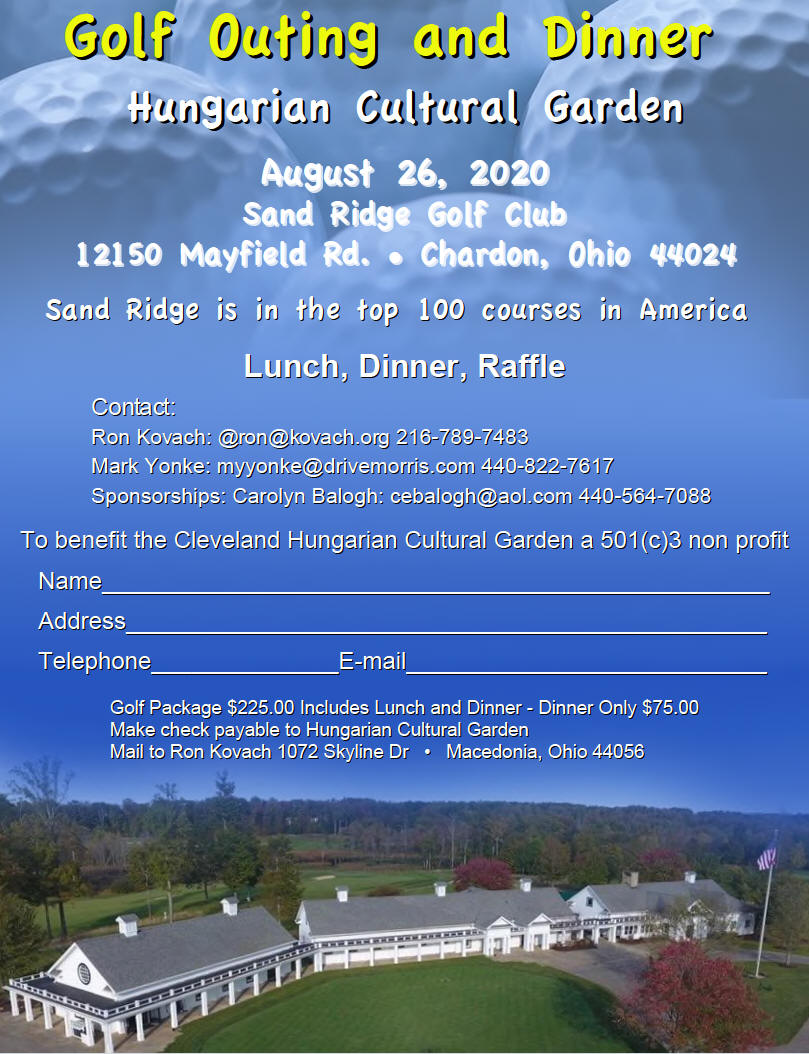 HCG golf outing 2020
